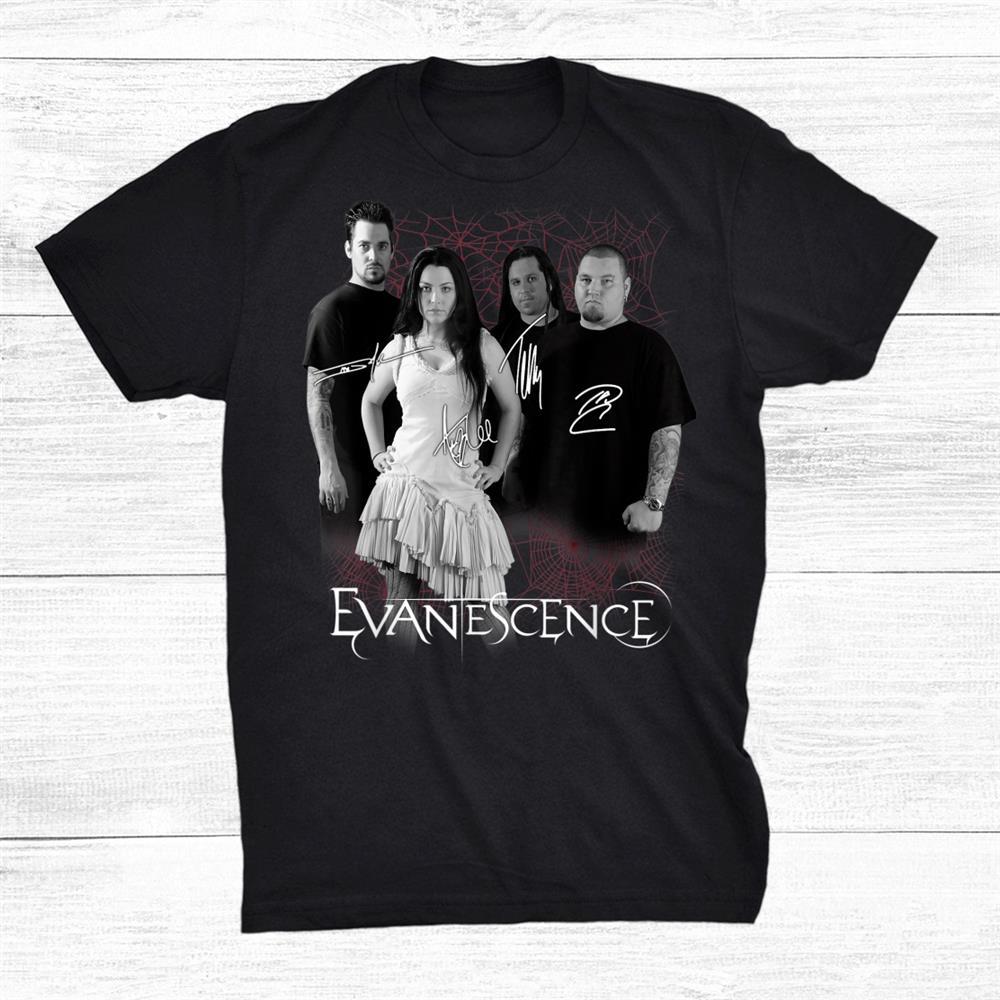 Spider Evanescences Shirt