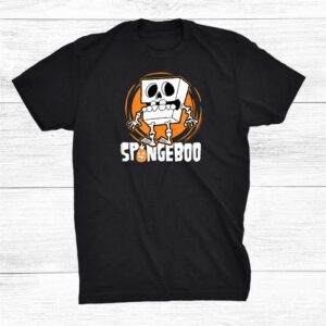 Spongebob Squarepants Halloween Spongboo Shirt