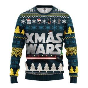 Star Xmas Ugly Christmas Sweater