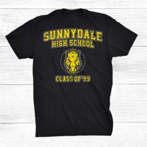 Sunnydales High School Shirt