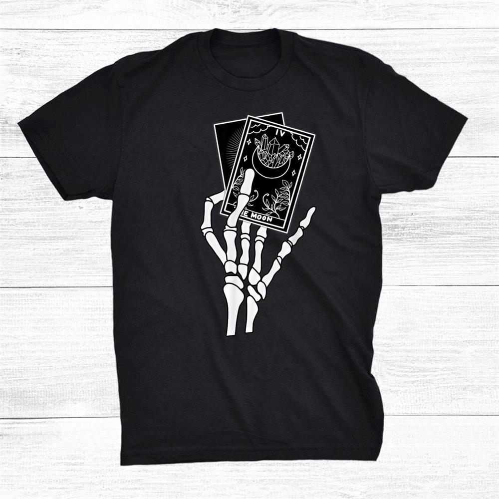 Tarot Cards Goth Alt Shirt