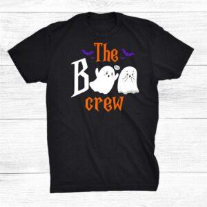 The Boo Crew Shirt Halloween Ghosts Trick Or Treat Shirt