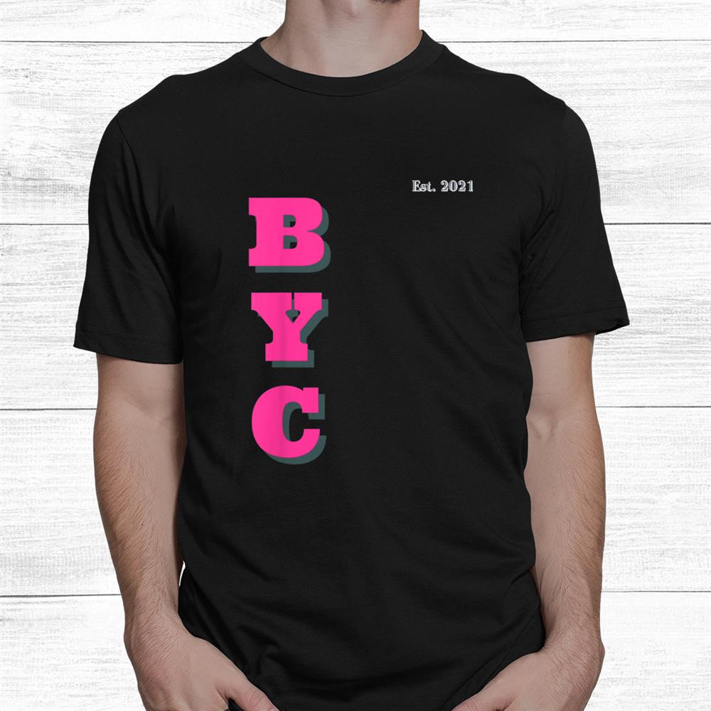 The Byc Pop Shirt