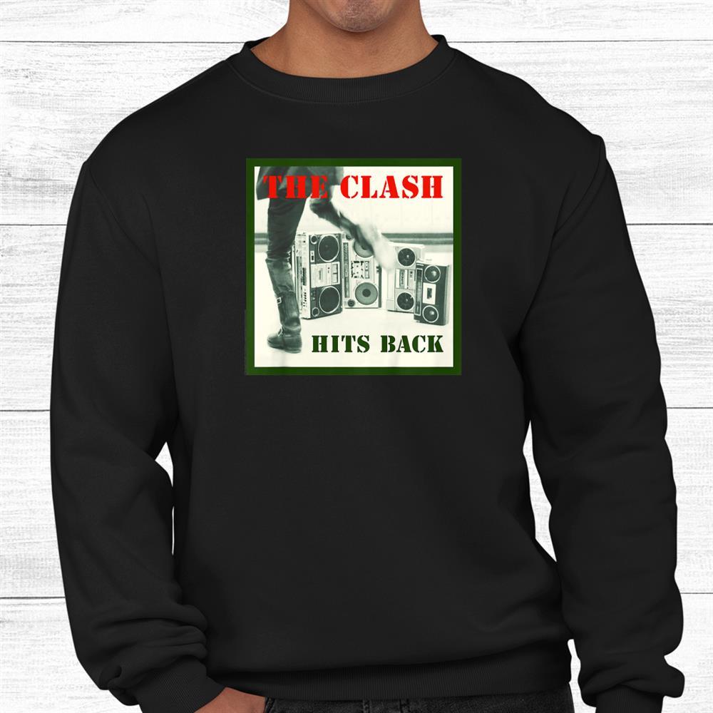 The Clash Hits Back Shirt