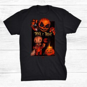 Trick Or Treat Funny Sam Of Halloween 2021 Costume Shirt