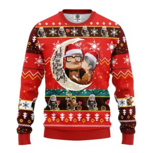Up Ugly Christmas Sweater