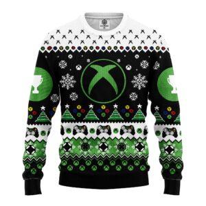Xbox60 Ugly Christmas Sweater