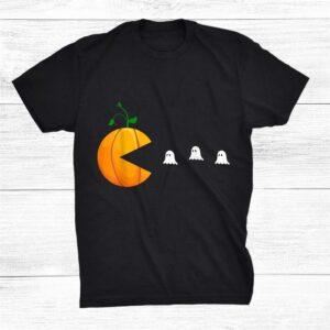 Xmas Funny Halloween Pumpkin Ghosts Shirt
