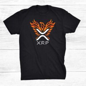 Xrp Cryptocurrency Shirt
