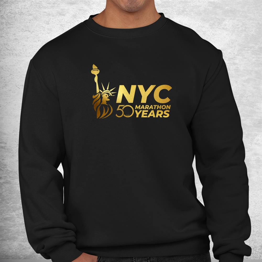 50th Anniversary Nyc Marathon 2021 Shirt