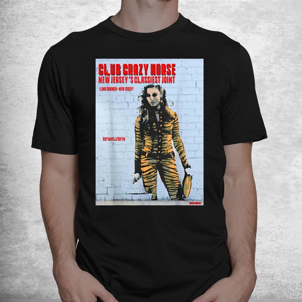 Adriana Sopranos Men Movies Shirt