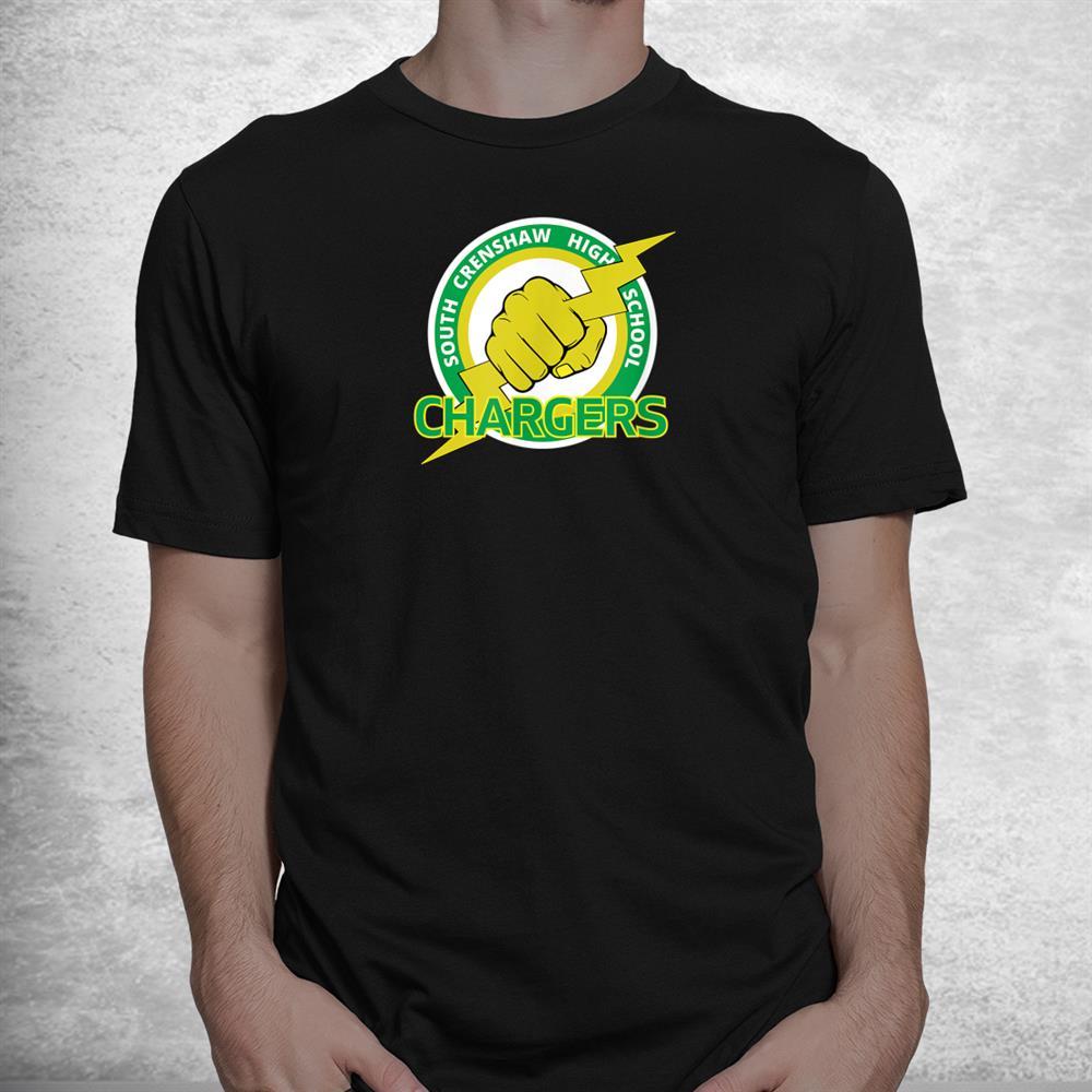 All American Show Cw Football Show South Crenshaw Shirt