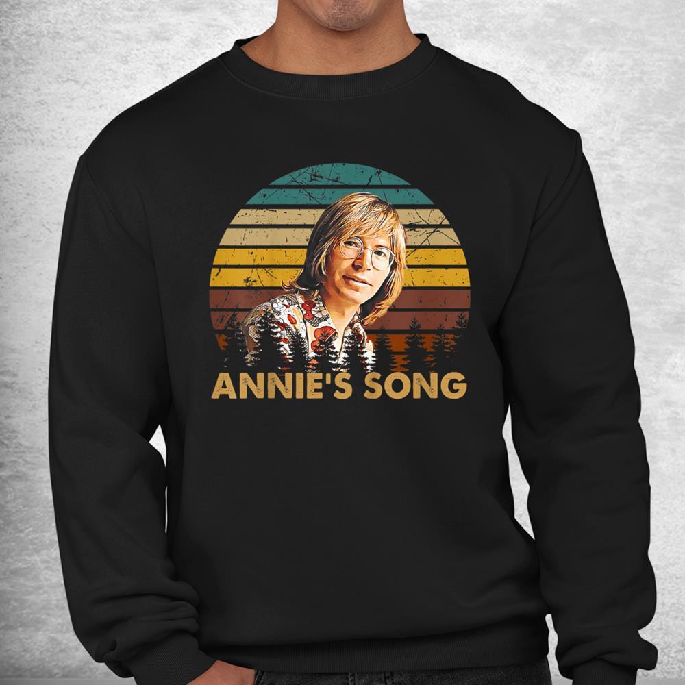 Anniess Song Outfits Country Music John Arts Denver Shirt