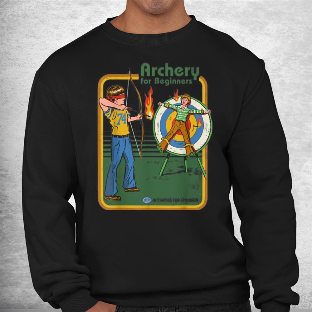 Archery For Beginners Activities Shirt