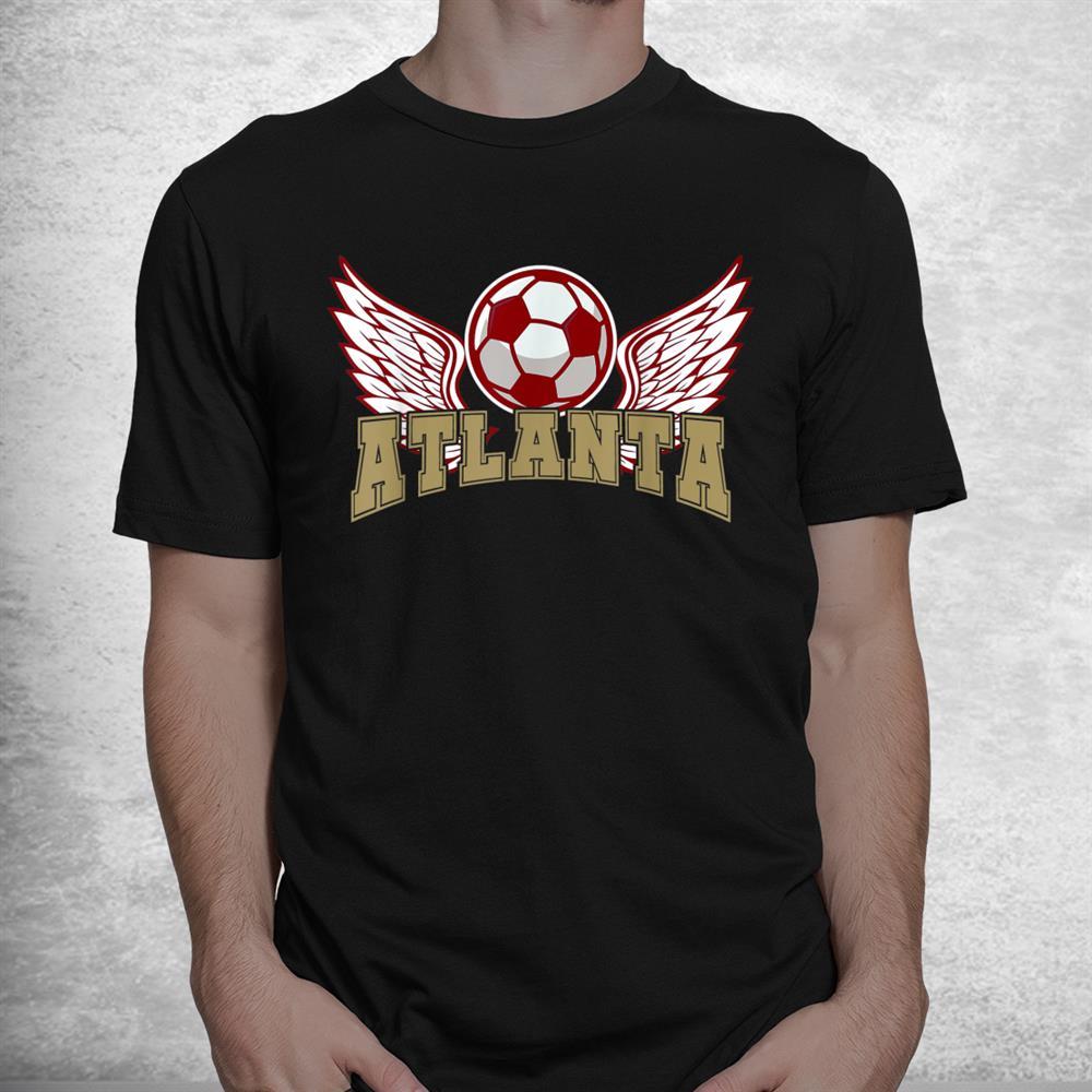 Atlanta Soccer Atlanta Team Soccer United States Shirt