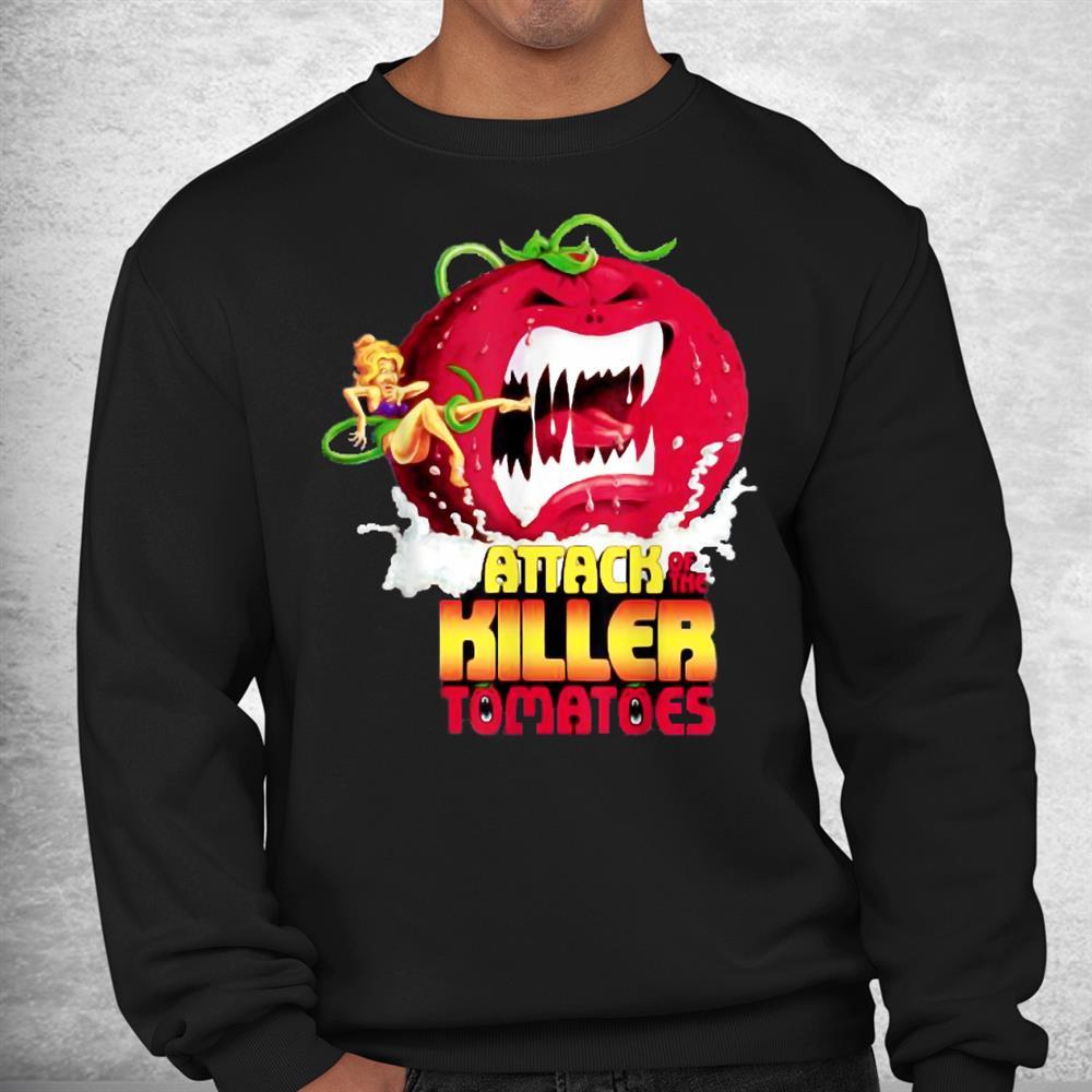 Attack Killer Tee Tomatoes Shirt