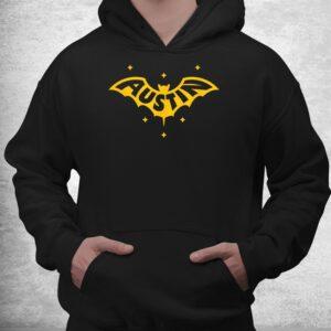 austin bat austin tx bat logo w stars shirt 3