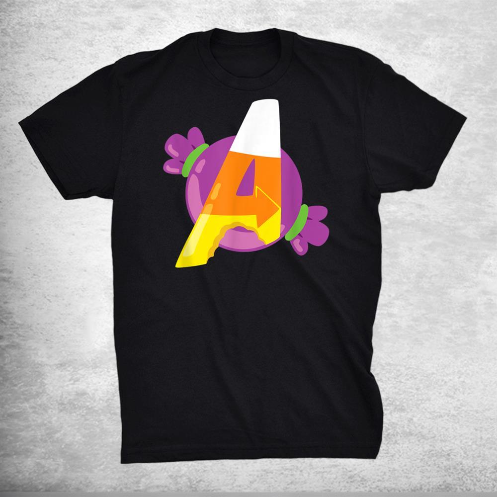 Avengers A Candy Corn Halloween Shirt
