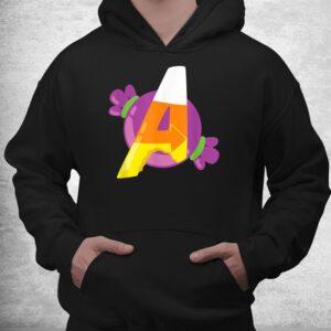 avengers a candy corn halloween shirt 3