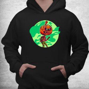 awful pumpkin zombie graphic halloween shirts fun halloween shirt 3