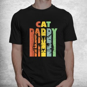 best cat daddys kitten daddy the catfather cat daddy shirt 1