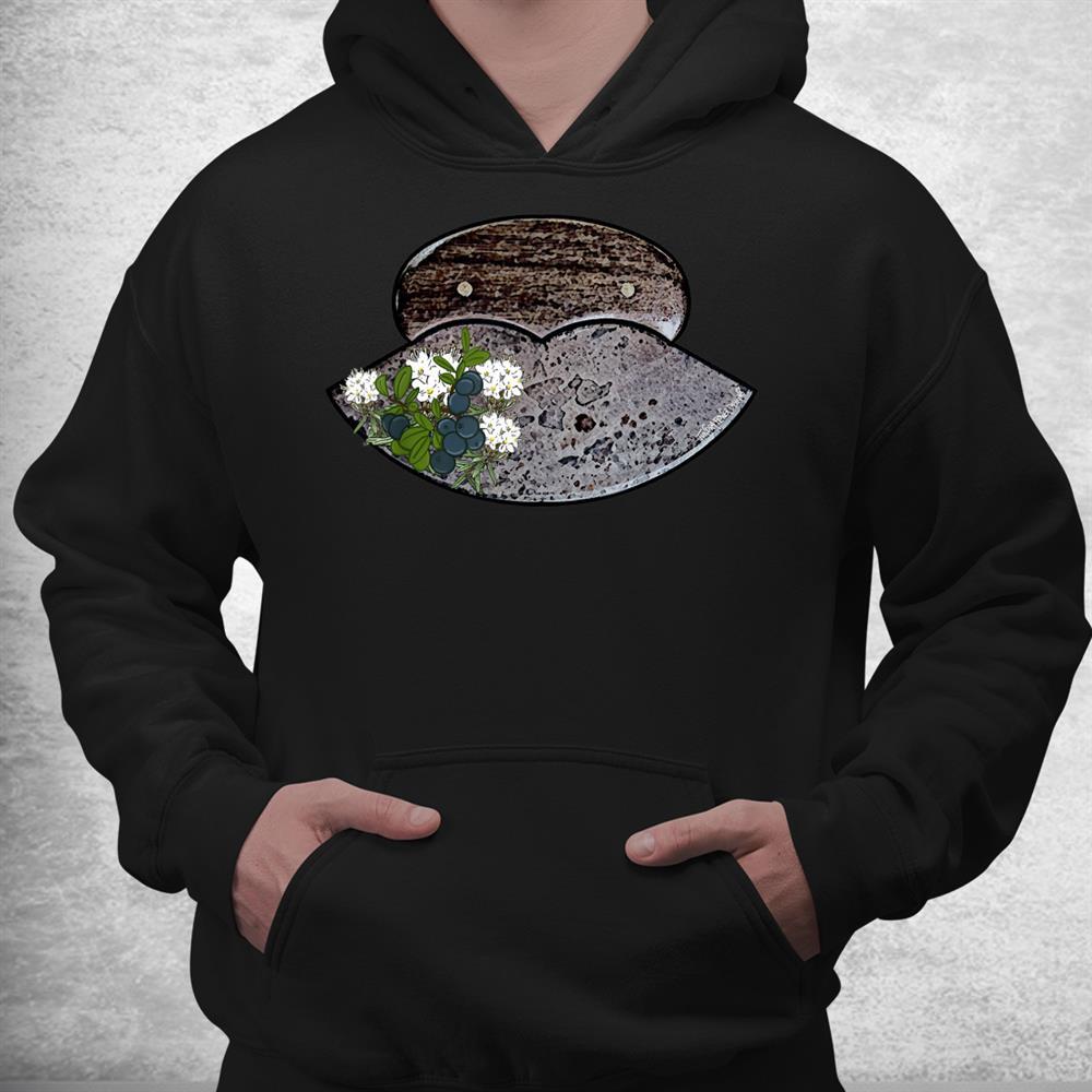 Blueberries And Tundra Tea Shirt
