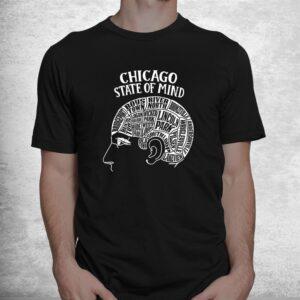 chicago illinois brain head shirt 1
