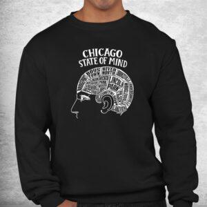 chicago illinois brain head shirt 2