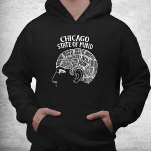 chicago illinois brain head shirt 3