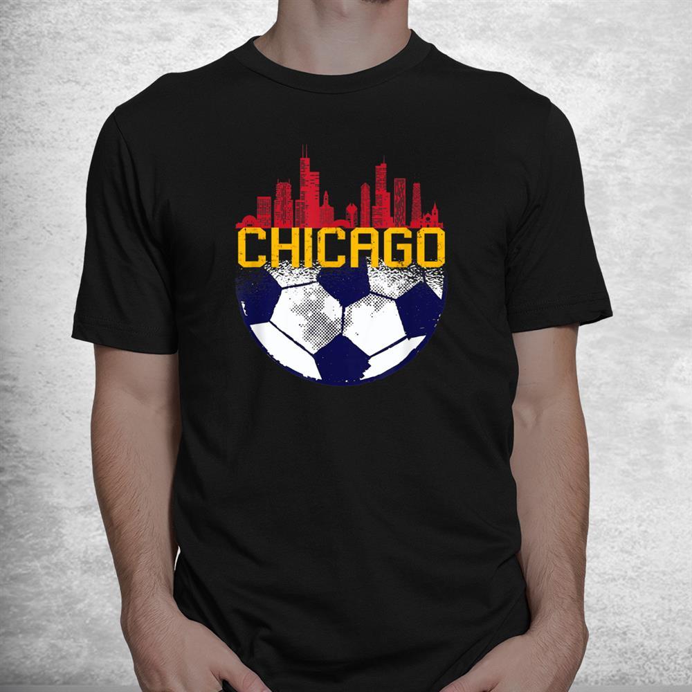 Chicago Soccer Chicago Team Soccer Shirt