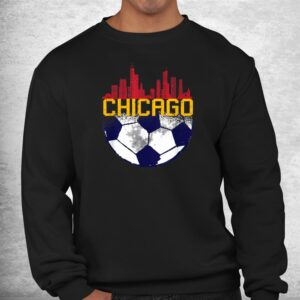 chicago soccer chicago team soccer shirt 2