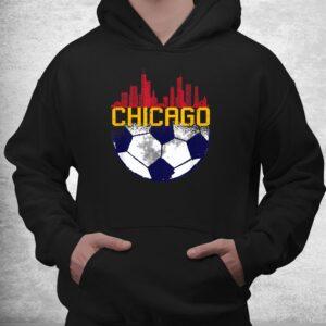 chicago soccer chicago team soccer shirt 3