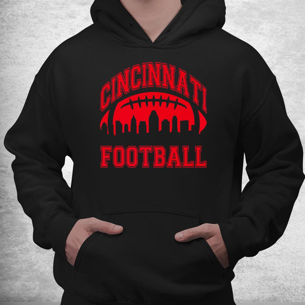 College University Style Cincinnati Shirt