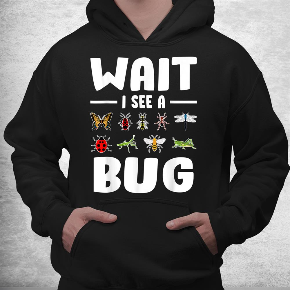 Cool Bug Entomology Insect Pet Animal Shirt