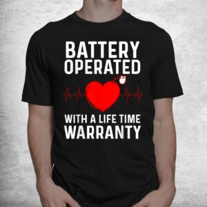 cool heart disease chd awareness survivor shirt 1
