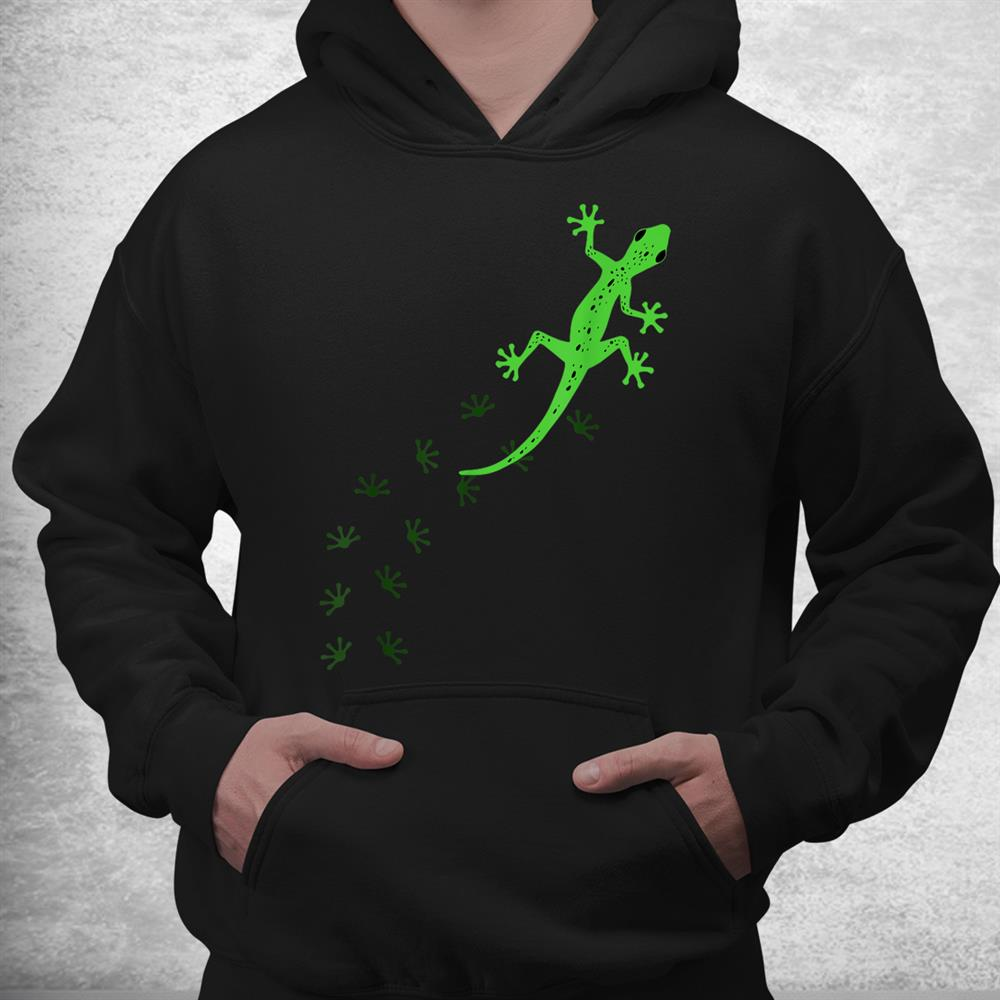 Cool Lizard Gecko Pet Animal Creature Shirt