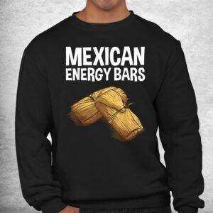 cool tamale masa corn flour fiesta energy bar shirt 2