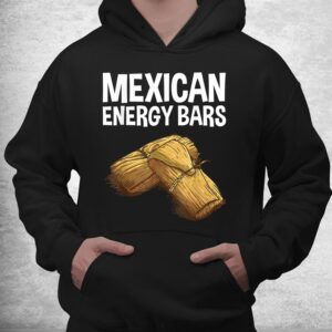 cool tamale masa corn flour fiesta energy bar shirt 3