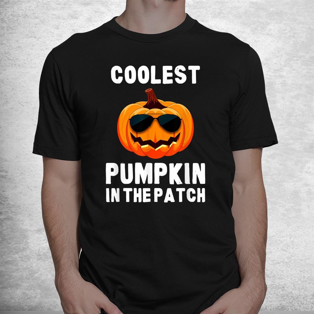 Costume Scary Pumpkin Laugh Spooky Horror Halloween Shirt