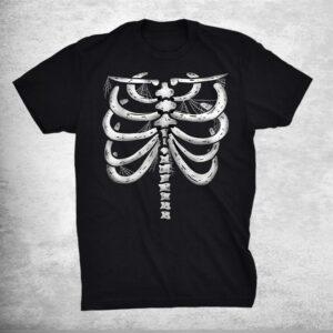 Costume Skeleton Halloween Shirt