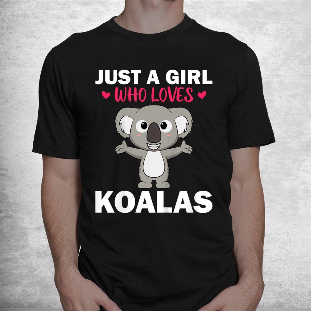 Cute Koala Bear Koala Animal Shirt