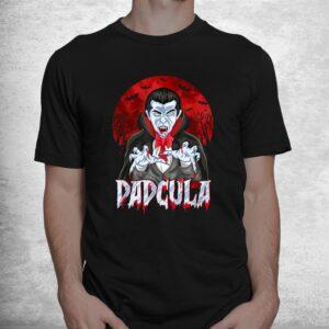 dad dracula costume dadcula funny halloween shirt 1