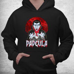 dad dracula costume dadcula funny halloween shirt 3