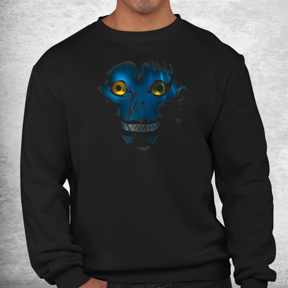 Death Note Ryuk Face Shirt