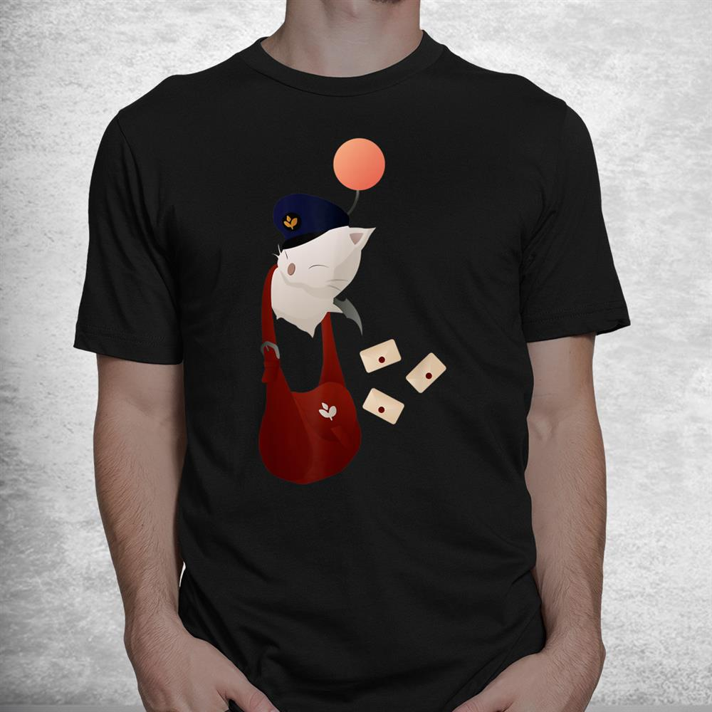 Delivery Moogle Shirt