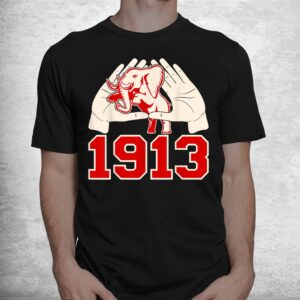 delta 1913 sigma theta shirt 1