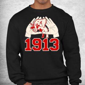 delta 1913 sigma theta shirt 2