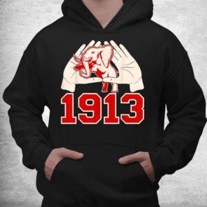 delta 1913 sigma theta shirt 3