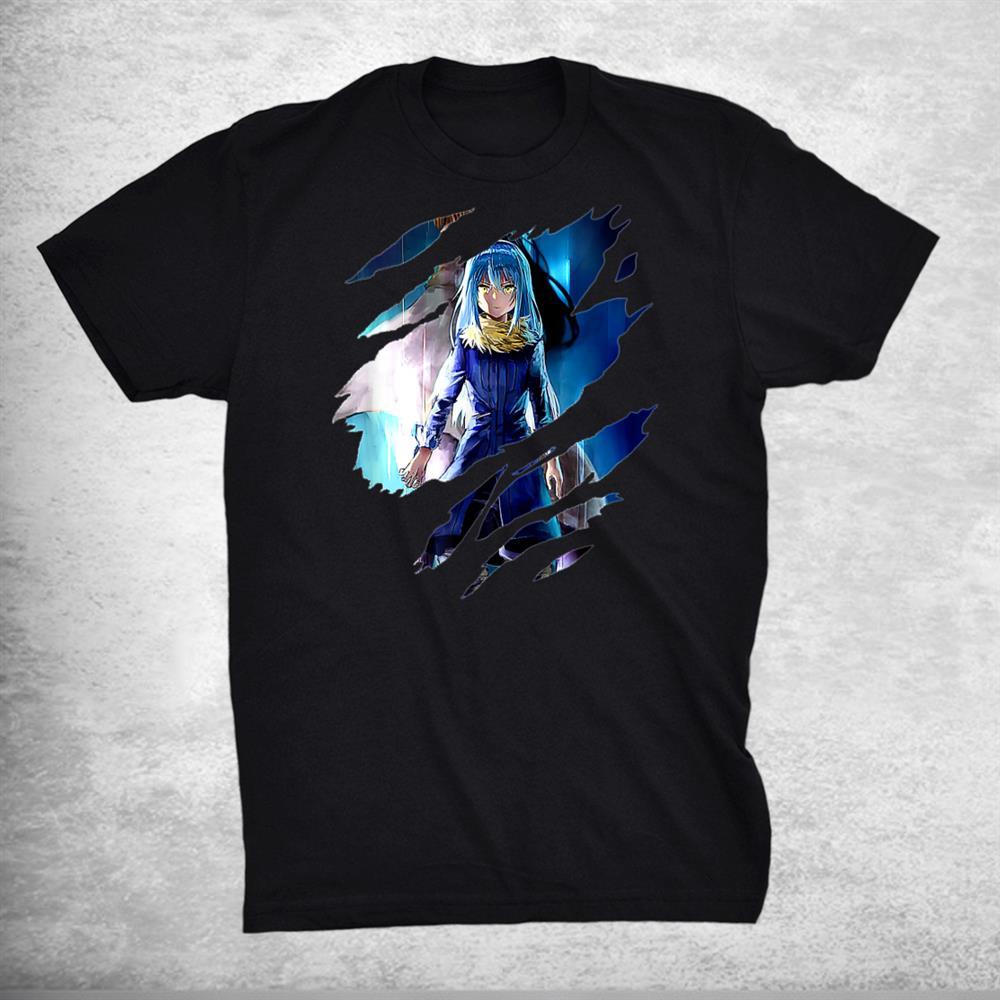 Design By Rimuru Tempest Anime Shirt