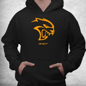 dodge hellcat orange shirt 3